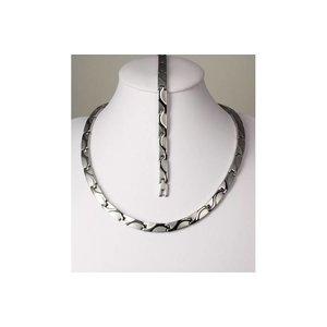 H9055S-Set Armband und Halskette im Set