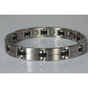 """8010B Magnetschmuck Armband """"Rubber"""""""