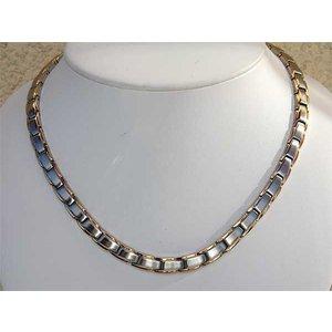 HG9012B Magnetschmuck Halskette mit Germanium