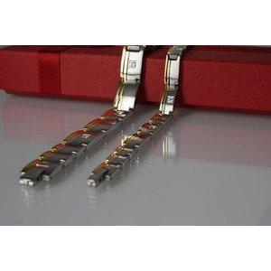 G8564P Magnetschmuck Armbänder im Partner Set