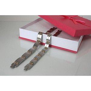 8070BP Magnetschmuck Armbänder im Partner Set
