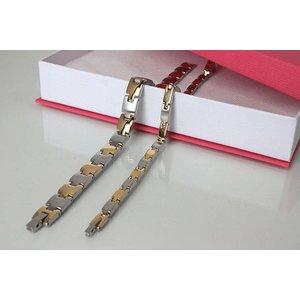 8096BP Magnetschmuck Armbänder als Partnerset