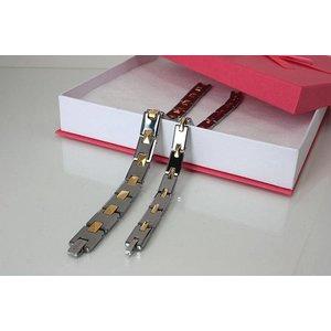 WG8951P Magnetschmuck Armbänder im Partner Set