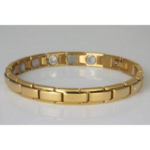 "NEU! 8368G-4  Extrastarkes Damenarmband ""Gold"""