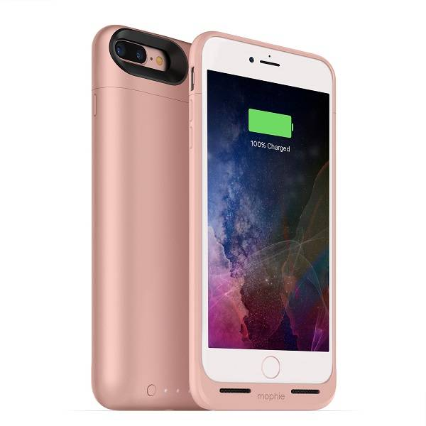 mophie Juice Pack Air iPhone 7 Plus Rose Gold