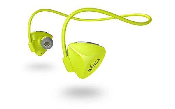 Avanca Avanca D1 Bluetooth Headset Neon Yellow