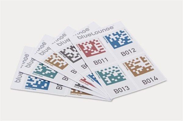 Bluelounge Quick Peek 100 labels