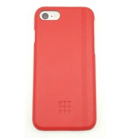 Moleskine Classic Hard Case iPhone 7/8 Scarlet Red