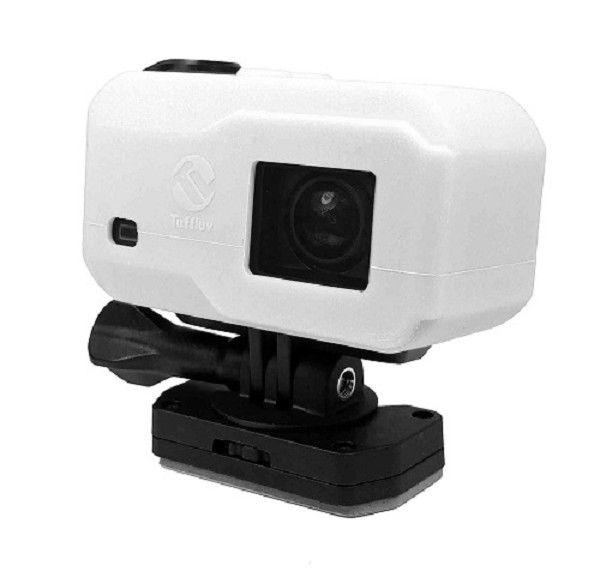 Tuff-luv Silicone Case Virb X/XE Camera White