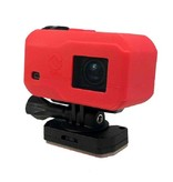 Tuff-luv Silicone Case Virb X/XE Camera Red