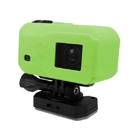 Tuff-luv Silicone Case Virb X/XE Camera Green