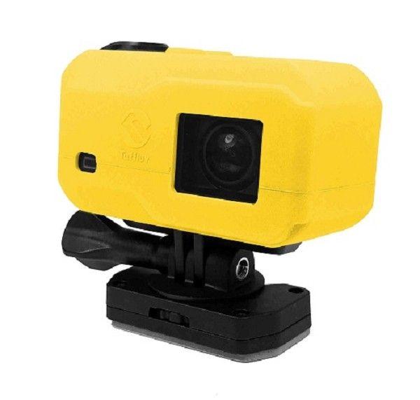 Tuff-luv Silicone Case Virb X/XE Camera Yellow