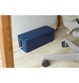 Bluelounge CableBox Moonlight Blue