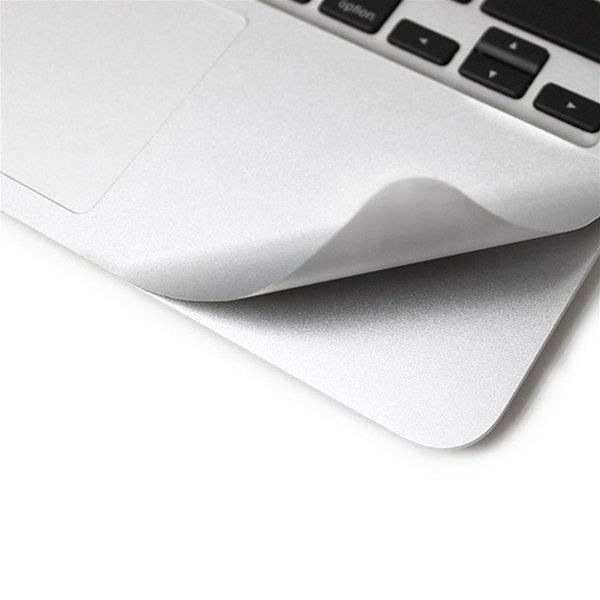 "KMP 3M Skin 15"" MacBook Pro Retina Silver"