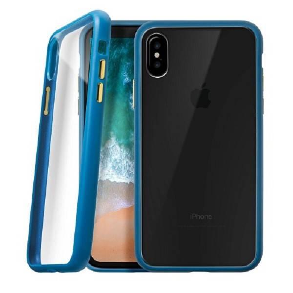 LAUT Accent iPhone X(s) Petrol Blue