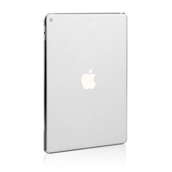 """KMP 3M Skin iPad 9,7"""" (2017) Silver"""