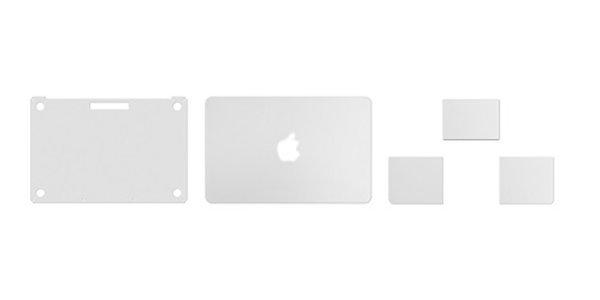 "KMP 3M Skin 13"" MacBook Pro 2016 Silver"