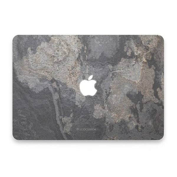 """Woodcessories EcoSkin Stone Gray Macbook 13"""" Air/Pro"""