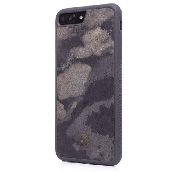 Woodcessories EcoCase Stone Airshock Gray iPhone 7/8P