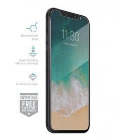 BodyGuardz Pure Glass ScreenGuardz iPhone X