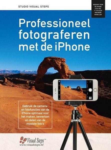 Professioneel fotograferen met de iPhone. Paperback
