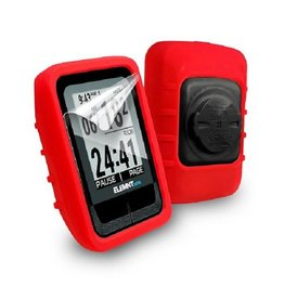 Tuff-luv Silicone Case Elemnt Mini Red