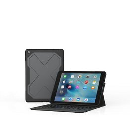 ZAGG Rugged Messenger Keyboard iPad 2017 Fr