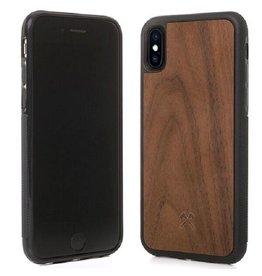 Woodcessories EcoCase Walnut/Black iPhone Xs Max
