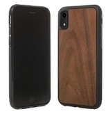 Woodcessories EcoCase Walnut/Black iPhone XR