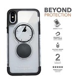 Rokform Crystal Carbon Black iPhone X(s)