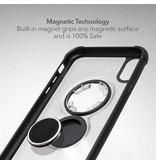 Rokform Crystal Carbon Clear iPhone XR