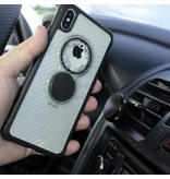 Rokform Crystal Carbon Clear iPhone Xs Max