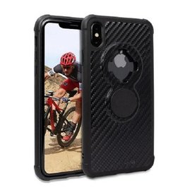 Rokform Crystal Carbon Black iPhone Xs Max