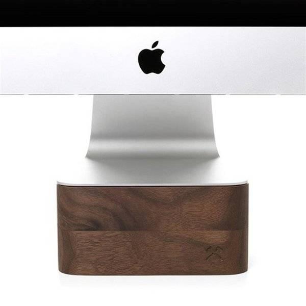 Woodcessories EcoFoot Walnut iMac 21,5