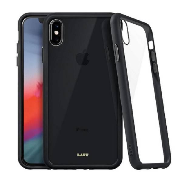 LAUT Accents iPhone Xs Max Black