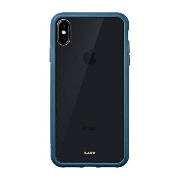 LAUT Accents iPhone Xs Max Dark Teal