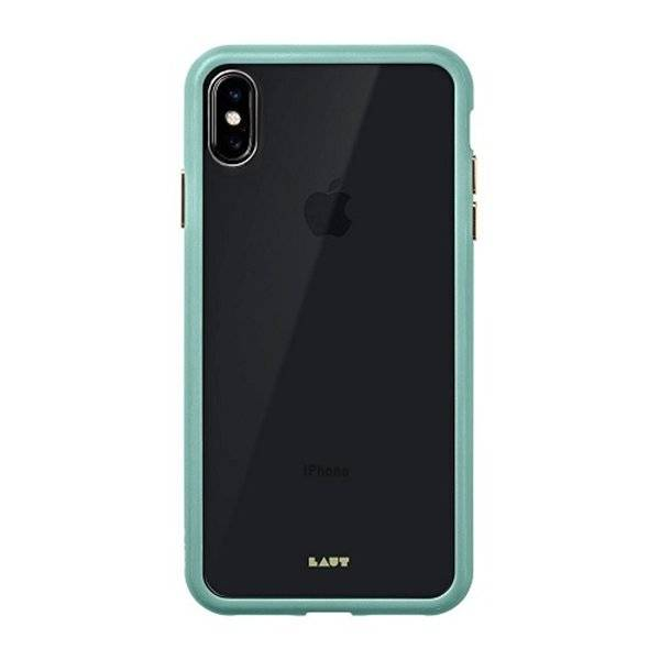 LAUT Accents iPhone Xs Max Mint