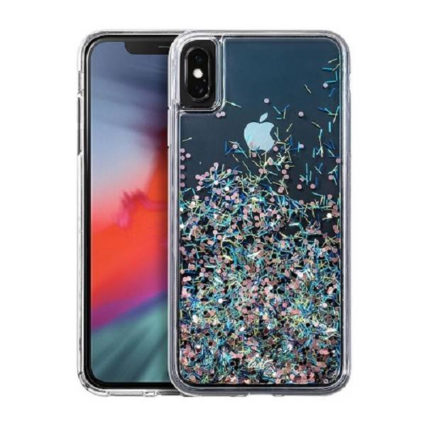 LAUT Liquid iPhone Xs Max Confetti Party