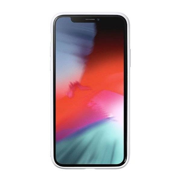 LAUT Mineral Glass iPhone Xs Max White