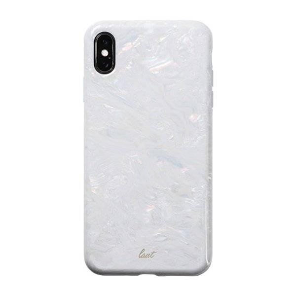 LAUT Arctic Pearl iPhone Xs Max