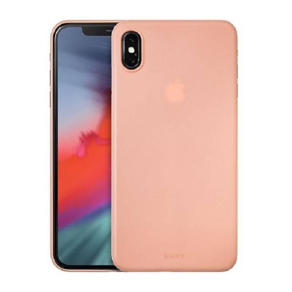 LAUT Slimskin iPhone Xs Max Pink