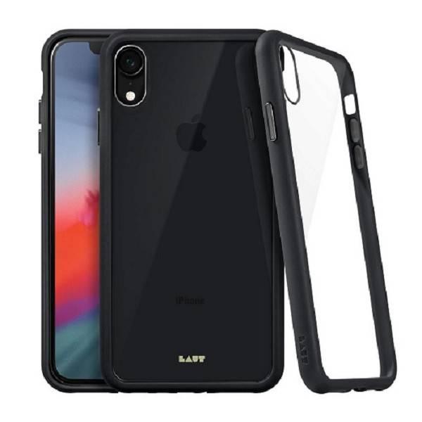 LAUT Accents iPhone XR Black