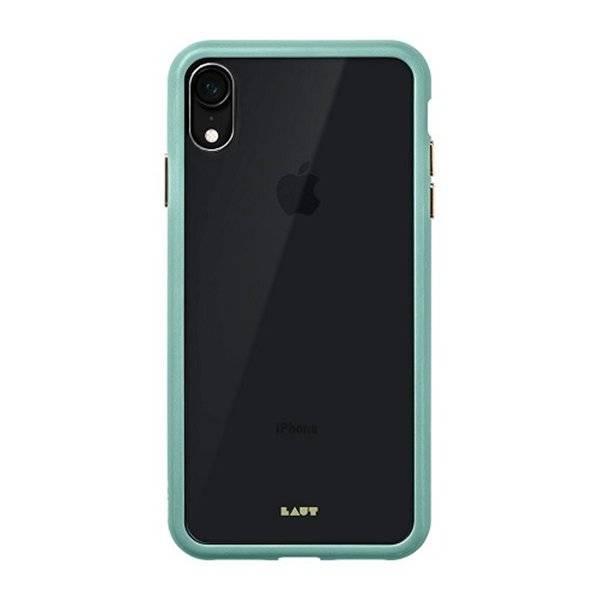 LAUT Accents iPhone XR Mint