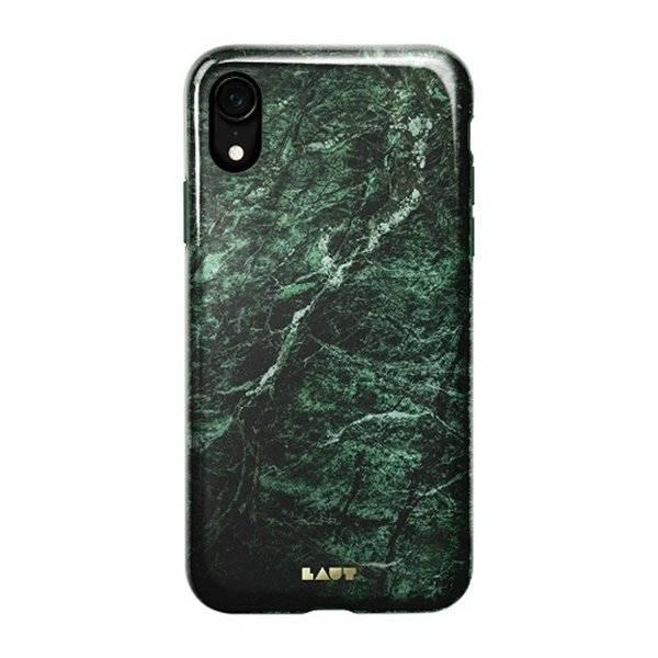 LAUT Huex-E iPhone XR Marble Emerald