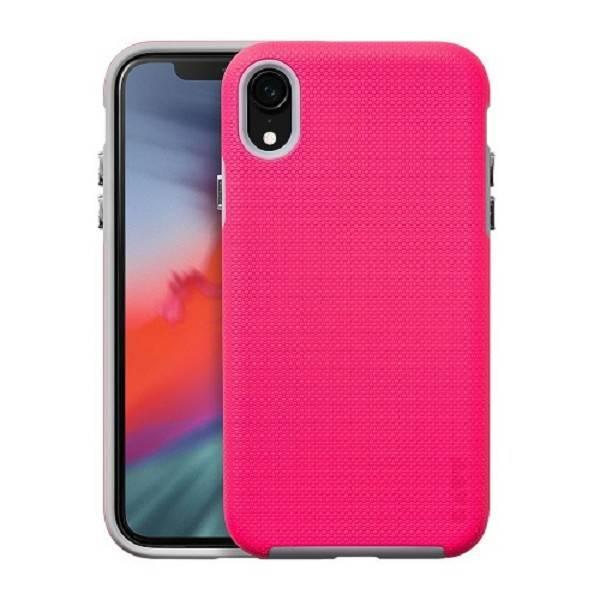 LAUT Shield iPhone XR Pink