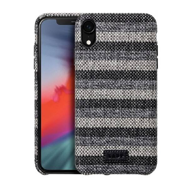 LAUT Venture iPhone XR Grey