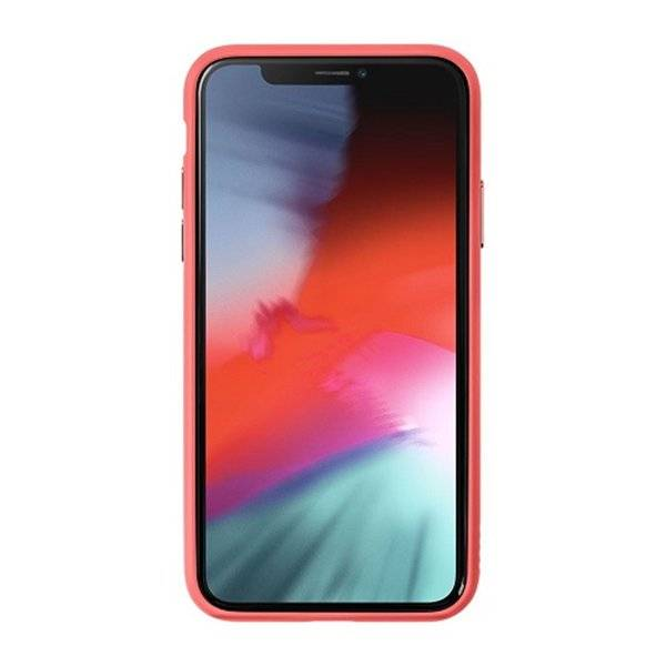 LAUT Accents iPhone X(s) Coral