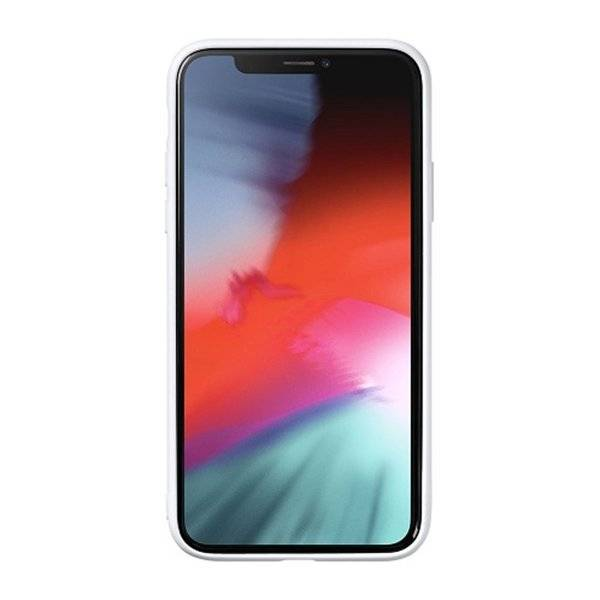 LAUT Mineral Glass iPhone X(s) White