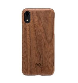 Woodcessories EcoCase-Cevlar Walnut iPhone XR