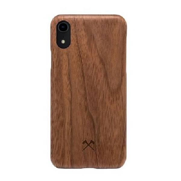 Woodcessories EcoCase-Cevlar Walnut iPhone XR